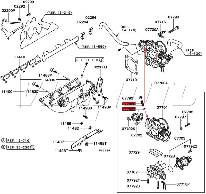 1998 eagle talon engine diagram