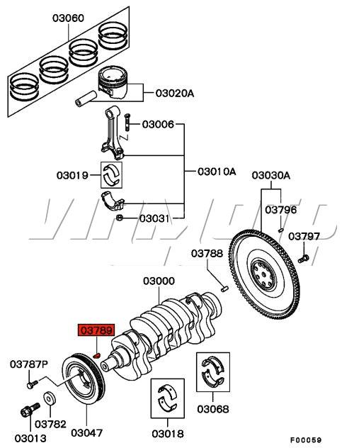 Viamoto Car Parts Mitsubishi Lancer Evo 4 Cn9a Parts Evo 4 Cn9a