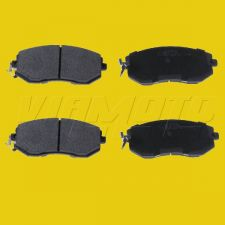 Front Brake Pads - Toyota GT86 ZN6 2012 onwards