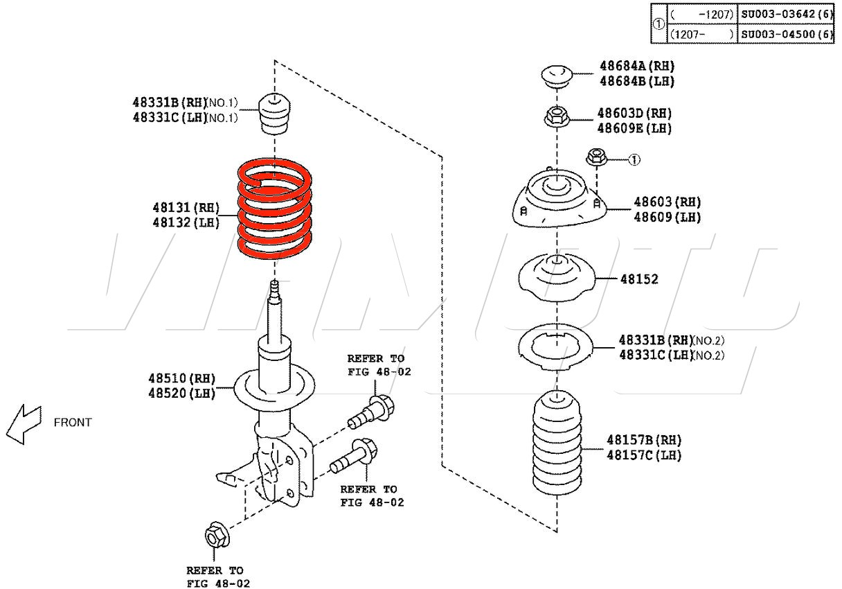 Ford Ranger Front Coil Spring Suspension Parts Diagram Electrical Toyota Gt 86 Wiring Auto U2022 Chevrolet Impala