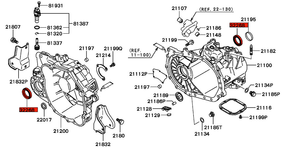 diagram of auto engine