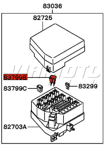 2001 Mitsubishi Mirage Fuse Box Diagram on 2001 integra fuse box