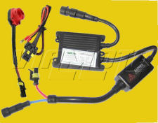 HID Ballast Replacement Kit - Mitsubishi FTO