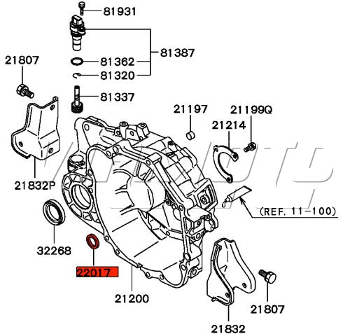 Products on Mitsubishi 3000gt Parts Diagram