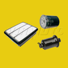 Oil, Fuel and Air Filter Kit - Mitsubishi FTO 1.8 GS DE2A