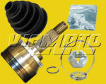 Outer CV Joint Kit - With ABS - Mitsubishi FTO