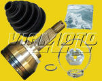 Outer CV Joint Kit - Without ABS - Mitsubishi FTO