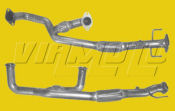 Standard Front Section Exhaust - Frontpipes - FTO 2.0 V6 DE3A