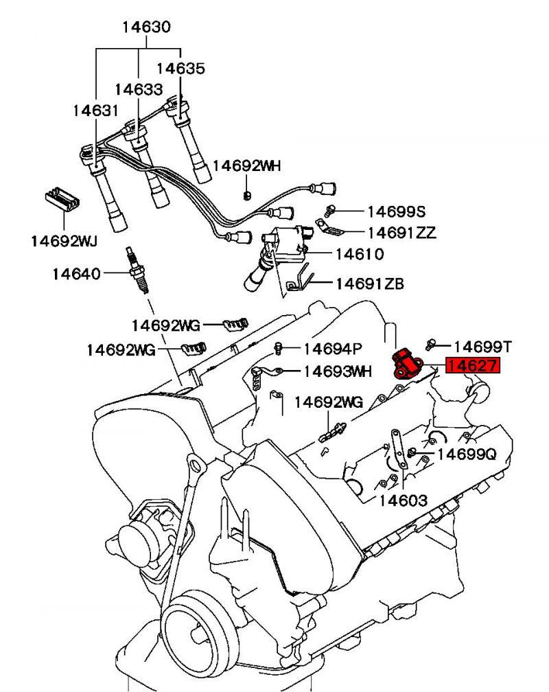96 mitsubishi 3000gt wiring diagrams