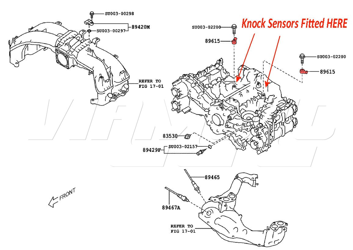 2003 knock sensor wiring diagram