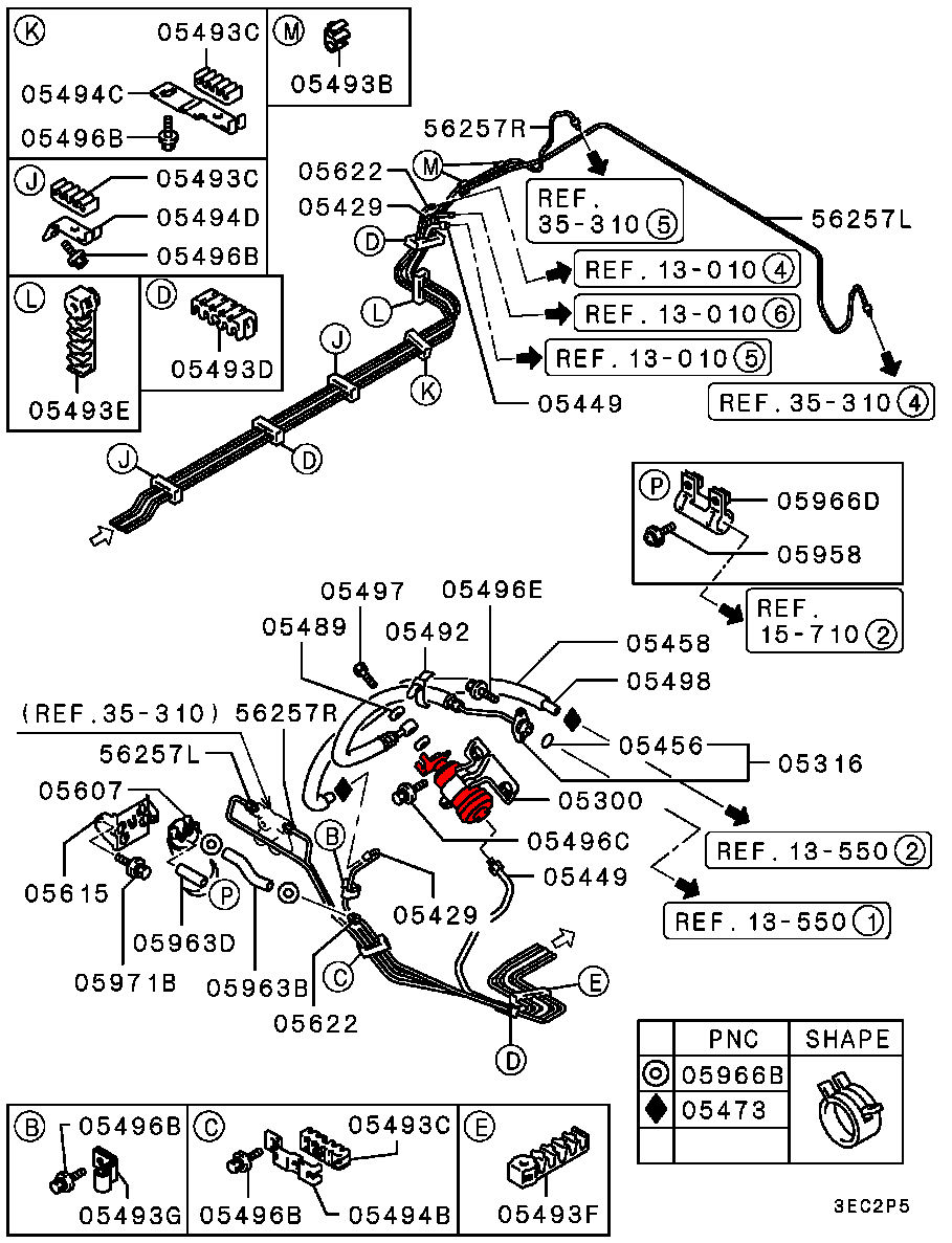 1998 mitsubishi mirage parts diagram html