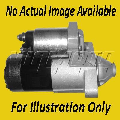 Starter Motor - Plant Machinery Lucas M78R - QS3258