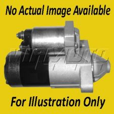 Starter Motor - BL Metro 1.3 Automatic - QS1530